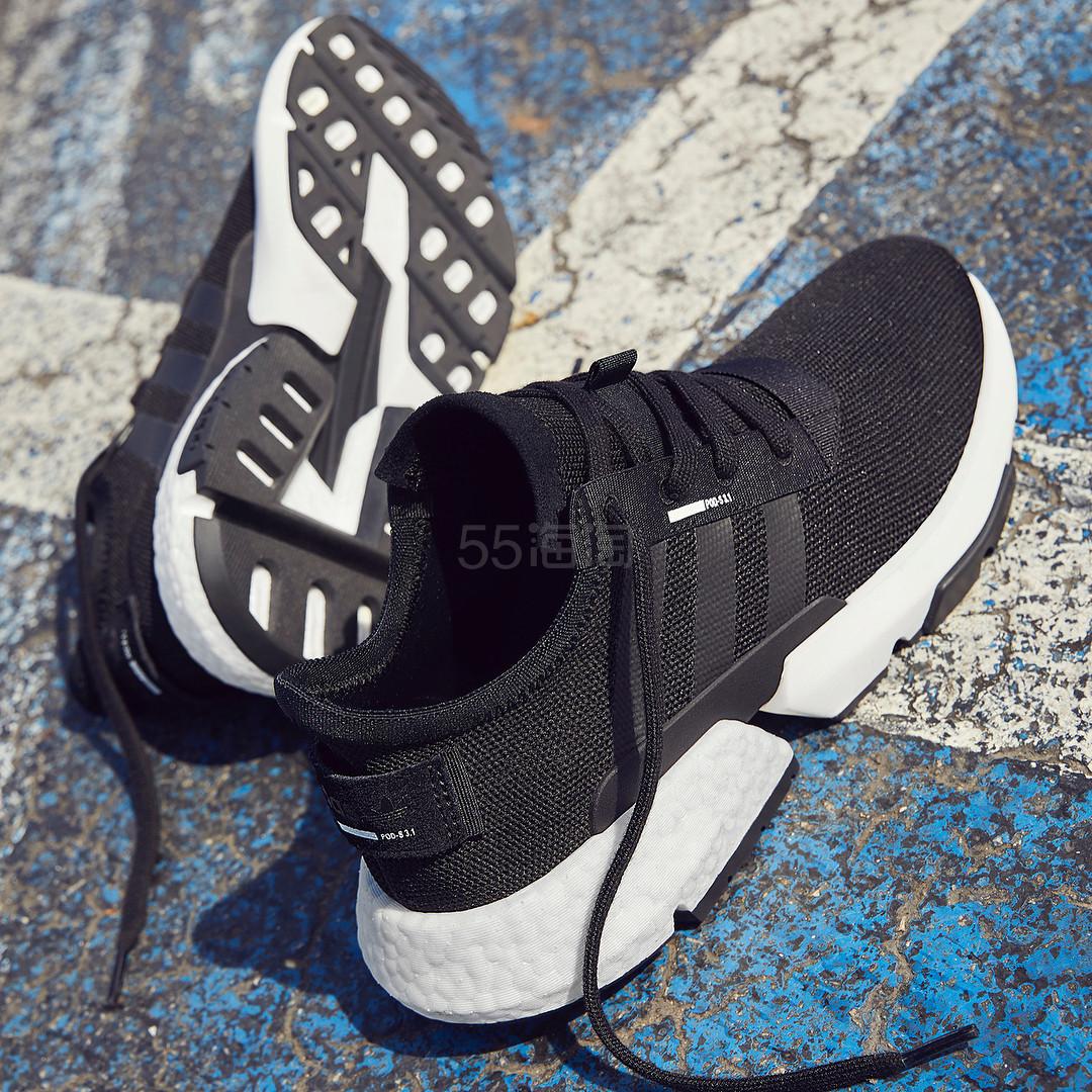 【新款上架】adidas Originals 三叶草 Pod-S3.1 男士运动鞋 0(约820元) - 海淘优惠海淘折扣|55海淘网