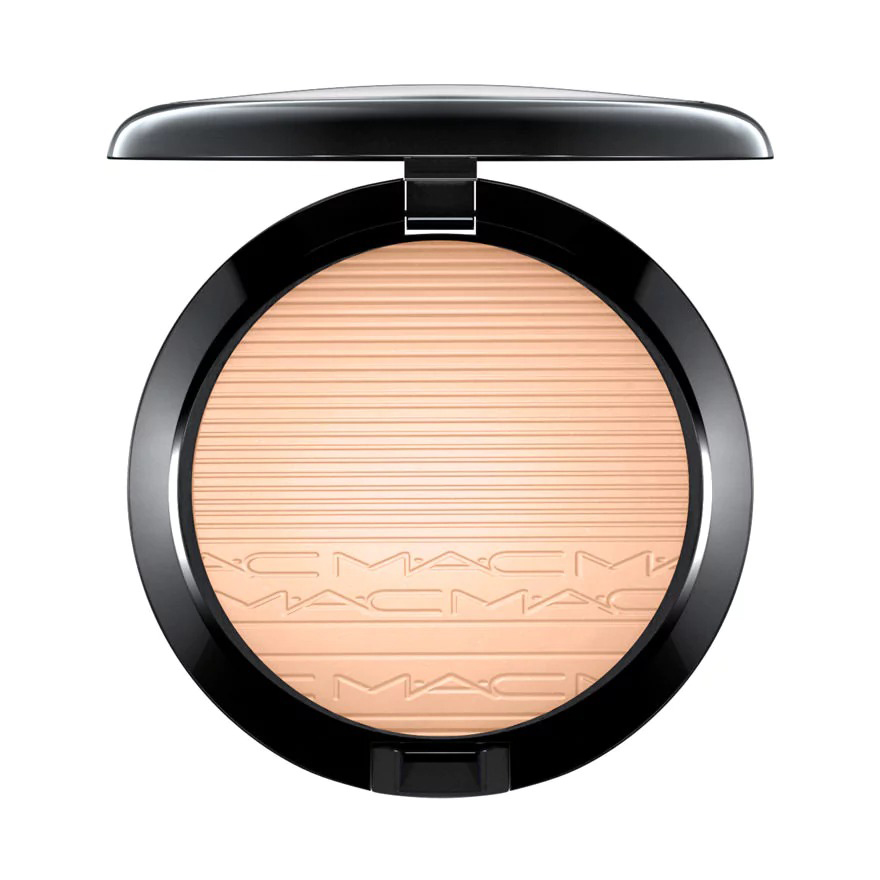MAC 魅可立体绒光高光 Double Gleam 生姜平价替代