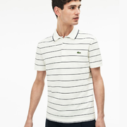Lacoste 男士修身 针织 POLO 衫