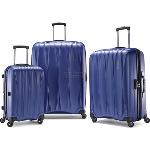 两色可选~American Tourister 美旅 Arona Premium 旅行箱三件套(20寸+25寸+29寸) 7.99(约1,158元) - 海淘优惠海淘折扣|55海淘网