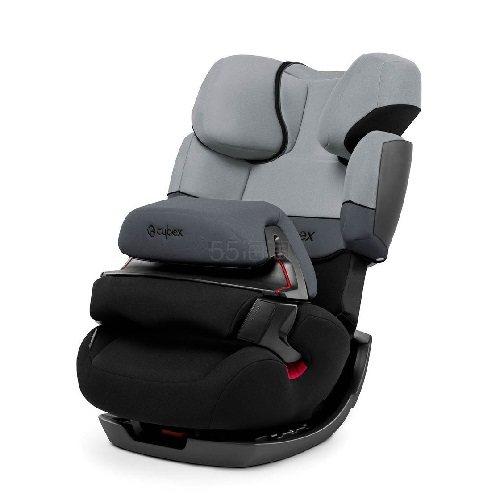 灰色/紫色/黑色好价!Cybex 赛百斯 Pallas 儿童汽车安全座椅 €178.9(约1,405元) - 海淘优惠海淘折扣|55海淘网
