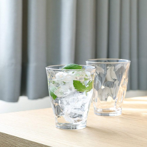 新客首单高返6%!ADERIA 津轻玻璃水杯4件套