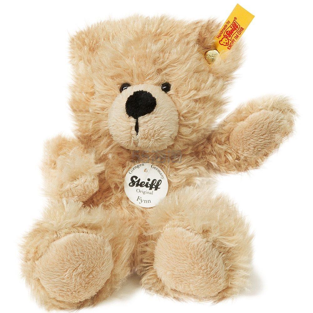 Steiff 史泰福 Fynn 泰迪熊毛绒玩偶 18cm 米色 €16.72(约131元) - 海淘优惠海淘折扣|55海淘网