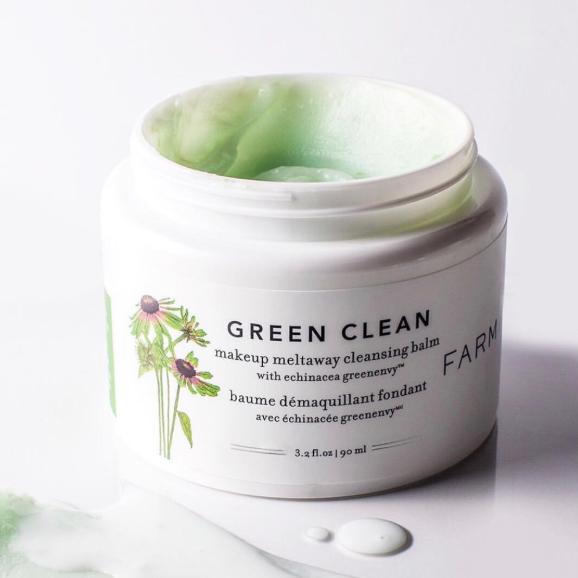 8折!Farmacy Green Clean 紫雏菊深层卸妆膏90ml £25.6(约224元)
