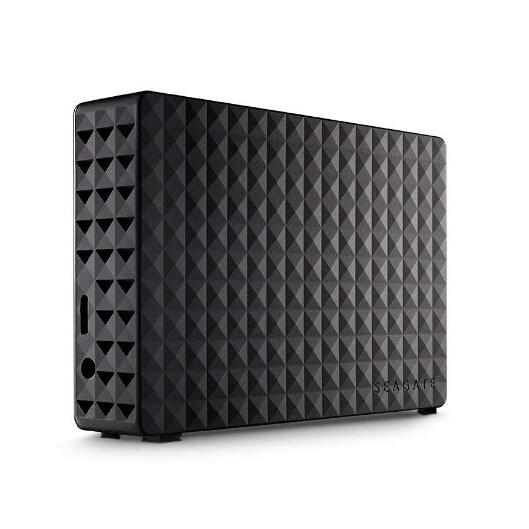 好价!Seagate 希捷 新睿翼 3.5寸桌面式移动硬盘 6TB