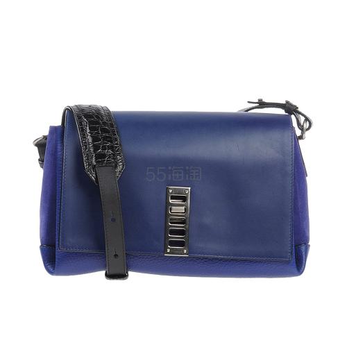 Proenza Schouler 蓝色简约时尚斜背包 ¥5,938 - 海淘优惠海淘折扣|55海淘网