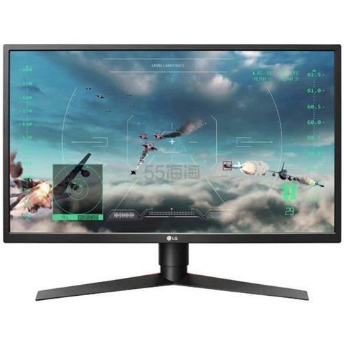 LG 27GK750FB 27寸全高清游戏显示器 9(约1,769元) - 海淘优惠海淘折扣|55海淘网