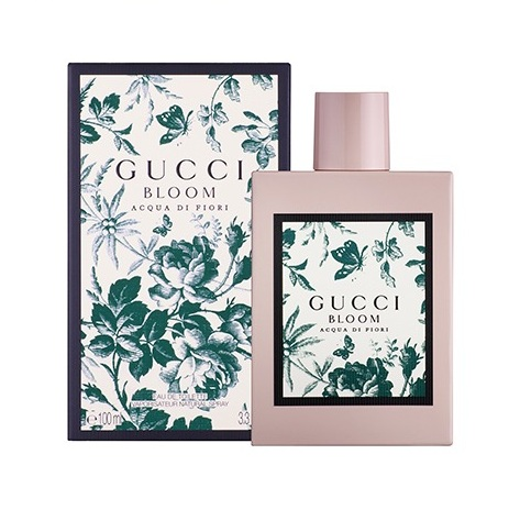 【小降】GUCCI BLOOM 绿色繁花之水 100ml