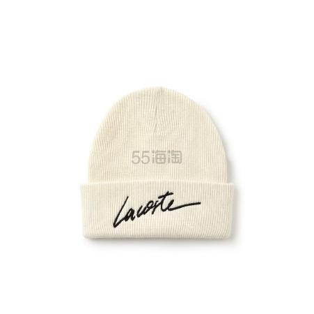 Lacoste UNISEX LACOSTE 羊毛帽子 (约411元) - 海淘优惠海淘折扣|55海淘网