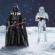 会玩!Swarovski US:精选 Star Wars Collection 水晶