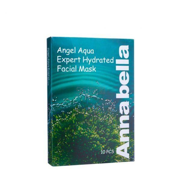 【新低】Annabella 安娜贝拉 海藻补水面膜 10片 ¥37 - 海淘优惠海淘折扣|55海淘网