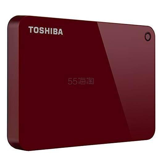 【中亚Prime会员】Toshiba 东芝 Canvio Advance 2TB 2.5英寸移动硬盘 到手价554元 - 海淘优惠海淘折扣|55海淘网