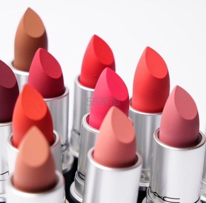 MAC 魅可 英国官网:18重磅新品 Powder Kiss 哑光唇膏 £17.5(约158元) - 海淘优惠海淘折扣|55海淘网