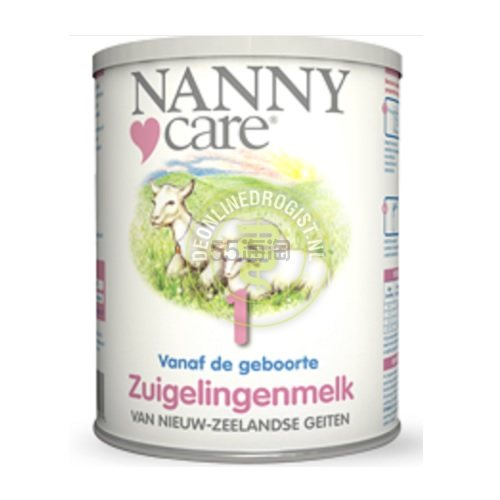 【满减3欧】Nanny Care 婴幼儿羊奶粉 1段 0-6个月 900g €35.96(约285元) - 海淘优惠海淘折扣|55海淘网