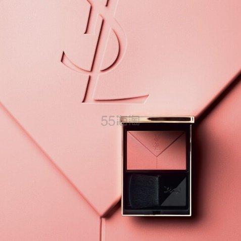 YSL 圣罗兰限量信封腮红 Couture Blush (约288元) - 海淘优惠海淘折扣|55海淘网