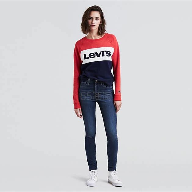 Levis 721 Skinny 多色九分修身牛仔裤 .49(约218元) - 海淘优惠海淘折扣|55海淘网