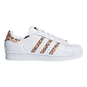 Adidas Originals Superstar 个性豹纹贝壳头