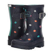 Joules Kids Printed Welly Rain Boot 童款波点雨靴