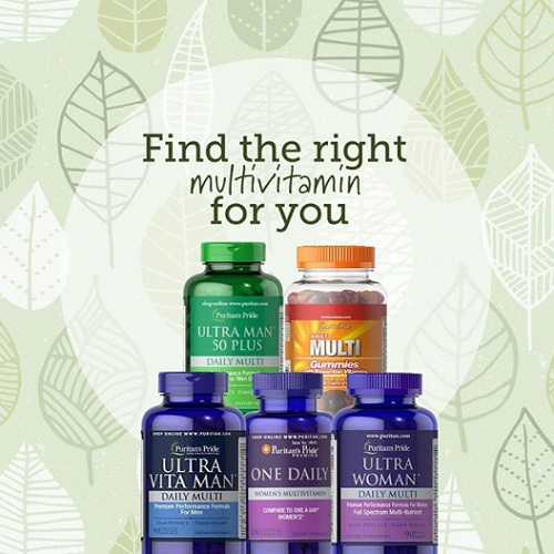 Puritan's Pride :Joint Support Top Sellers Up to 50% off + buy 2 get 3 free