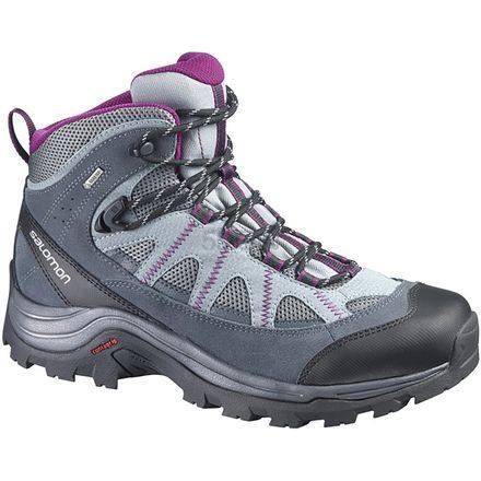 限尺码!Salomon 萨洛蒙 Authentic LTR GTX 女士户外登山鞋 .97(约485元) - 海淘优惠海淘折扣|55海淘网