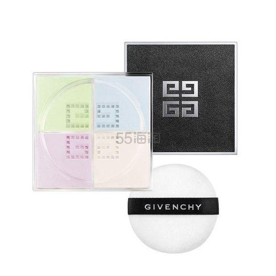 【有货】Givenchy 纪梵希 四宫格柔雾散粉 1号色 港币363.31(约311元) - 海淘优惠海淘折扣|55海淘网