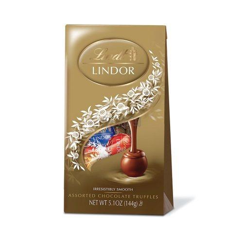 Lindt 瑞士莲 LINDOR 什锦软心巧克力 约12颗 .5(约24元) - 海淘优惠海淘折扣|55海淘网