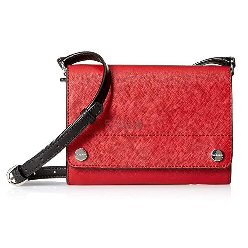 【中亚Prime会员】Calvin Klein 卡尔文·克莱恩 Saffiano 女士斜挎包 到手价318元 - 海淘优惠海淘折扣|55海淘网