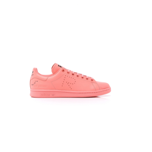 Adidas X Raf Simons Stan Smith 粉色运动鞋