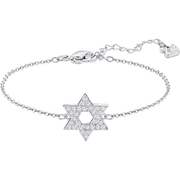 Swarovski Star Of David 六角星手链