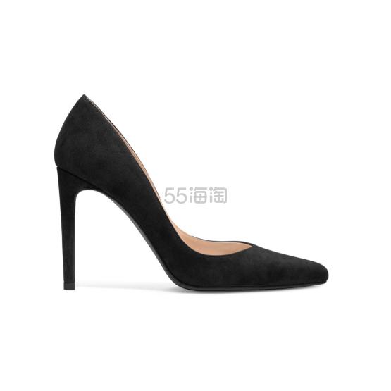 Stuart Weitzman 黑色尖头高跟鞋 9.5(约1,868元) - 海淘优惠海淘折扣|55海淘网