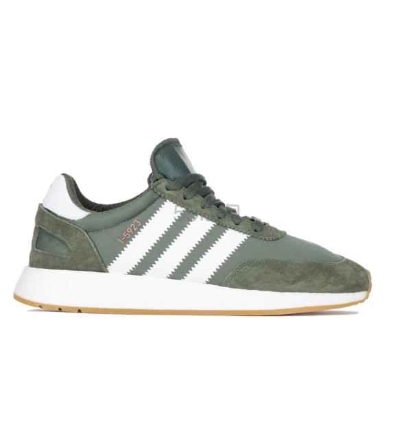 adidas Originals I-5923 阿迪达斯绿色运动鞋 .37(约467元) - 海淘优惠海淘折扣|55海淘网