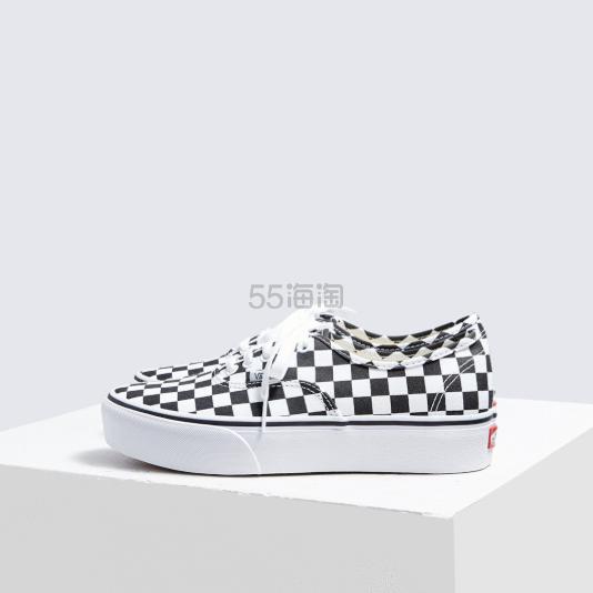 VANS Authentic 棋盘格运动鞋 .2(约238元) - 海淘优惠海淘折扣 55海淘网