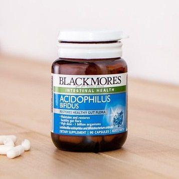 【6折】Blackmores 澳佳寶 腸道益生菌 90粒 21.59澳幣(約109元) - 海淘優惠海淘折扣|55海淘網