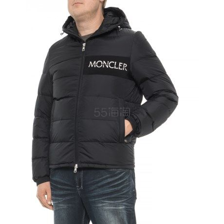Moncler 孟可睐 Aiton 男士连帽羽绒服夹克 9.99(约6,834元) - 海淘优惠海淘折扣|55海淘网
