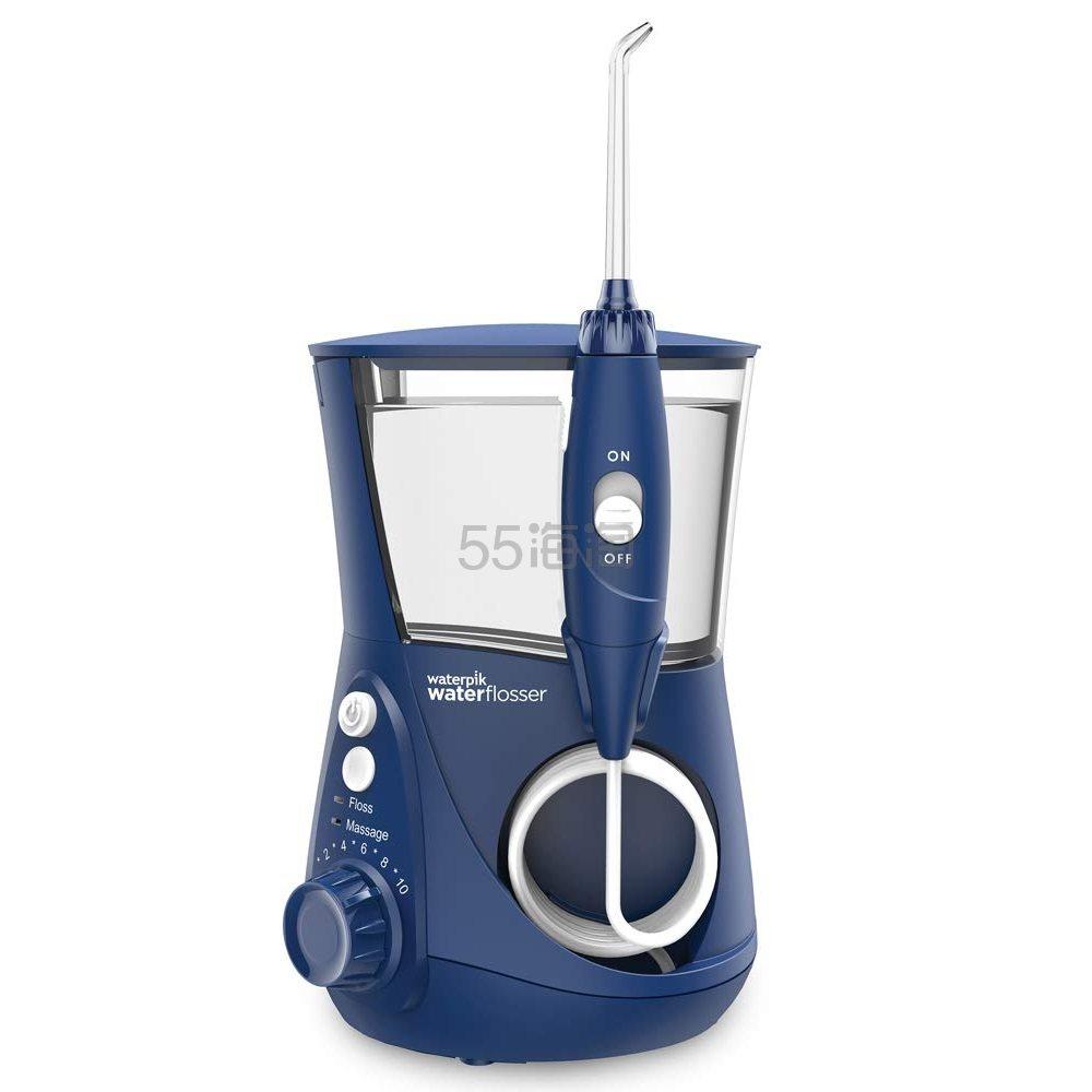 【中亚Prime会员】Waterpik 洁碧 WP-663UK 家用冲牙器水牙线 需用转换插头