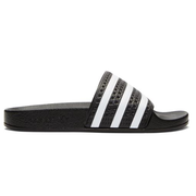 adidas Originals Black Adilette Slides