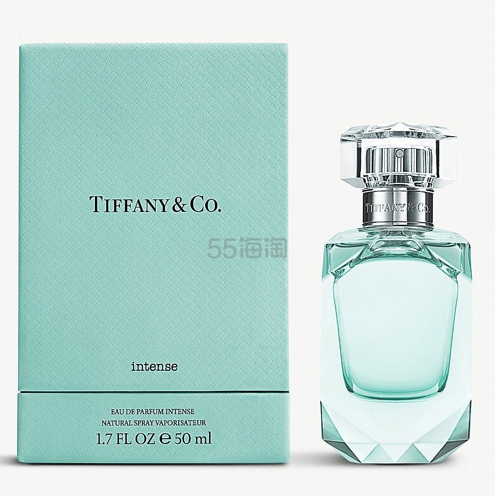 TIFFANY&CO 蒂芙尼 钻石瓶香水 Intense EDP 75ML