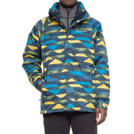 Columbia 哥伦比亚 Morningside Park 男士3合1冲锋衣 (约517元) - 海淘优惠海淘折扣|55海淘网