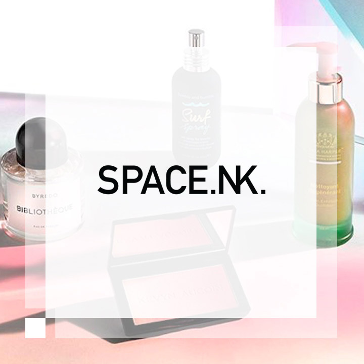 Space NK US:精选foreo、KEVYN AUCOIN、eve lom 等热卖美妆