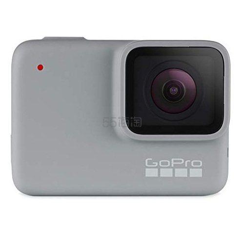 【中亚Prime会员】GoPro HERO7 防水数码动作相机 White 版 到手价1271元 - 海淘优惠海淘折扣|55海淘网
