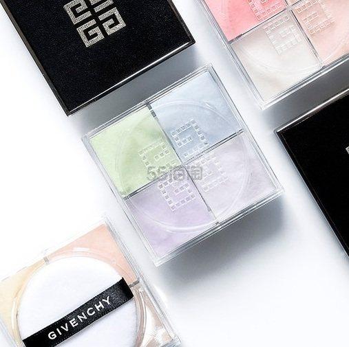 【不着急的话可以等明天9折】Givenchy 纪梵希 四宫格柔雾散粉 1号色 港币332.32(约291元) - 海淘优惠海淘折扣|55海淘网