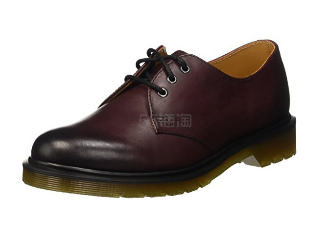 39码福利!【中亚Prime会员】Dr. Martens 1461 低帮牛津鞋 Antique Temperley Oxford