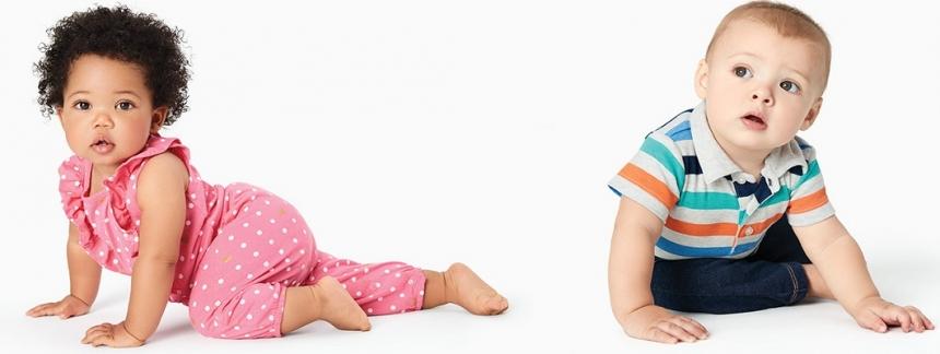Carter's 卡特美国官网:全场儿童服饰鞋包等