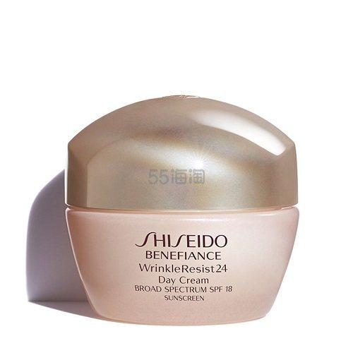 【中亚Prime会员】Shiseido 资生堂 盼丽风姿抗皱日霜 SPF15 50ml