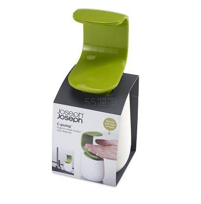 3件0关税!【中亚Prime会员】Joseph Joseph C型单手按压洗手液皂液器