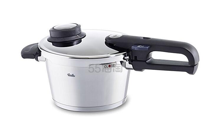 近期好价!【中亚Prime会员】Fissler 菲仕乐 Vitavit Premium系列 不锈钢压力锅 6升
