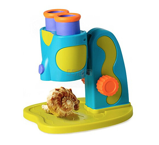 组合免邮0税!【中亚Prime会员】Educational Insights Geosafari Jr. 儿童望远镜+儿童显微镜