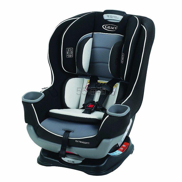 【中亚Prime会员】Graco 葛莱 Extend 2 Fit 拓展成长系列 儿童安全座椅