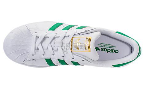 """额外7.5折还有38码快来抢!Adidas Originals 三叶草""""superstar"""" 女士运动鞋"""