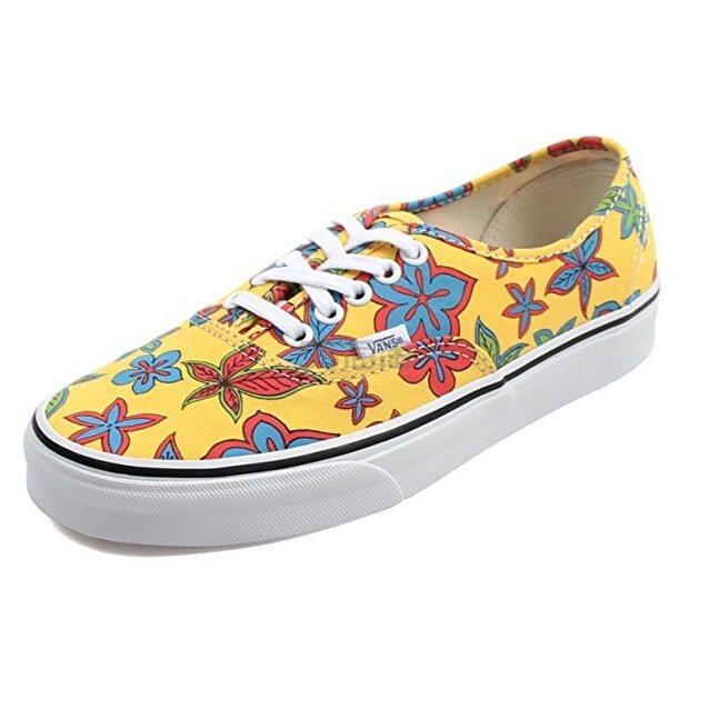【中亚Prime会员】Vans 范斯 Authentic 经典中性帆布鞋